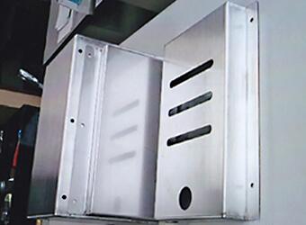 特殊車両用 電気部品保護ケース
